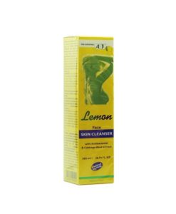 A3  Lemon Face Skin Cleanser