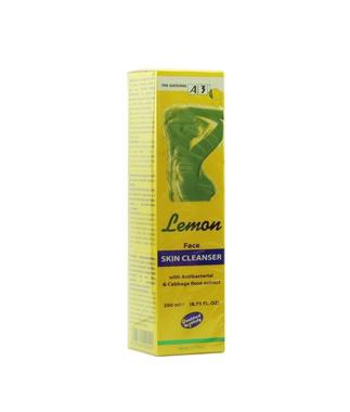 A3  Lemon Face Skin Cleanser