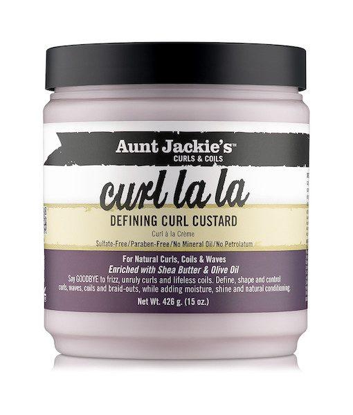 Aunt Jackie's Curl La La Defining Curl Custard