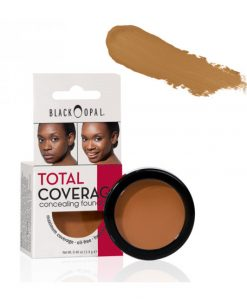Black Opal Concealing Foundation - Truly Topaz