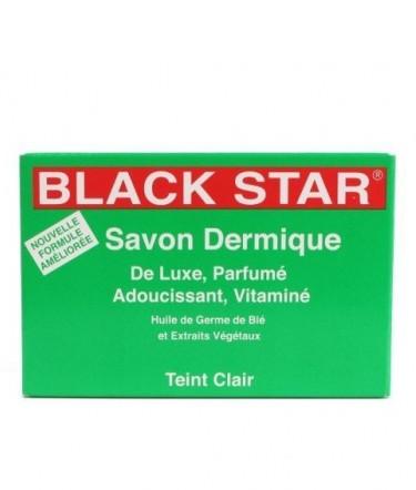 Black Star Dermic Soap