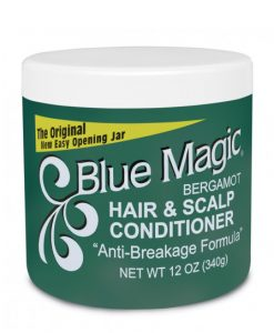 Blue Magic Bergamot Hair & Scalp Conditioner