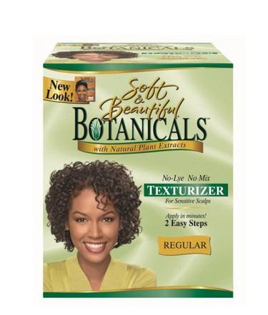 Botanicals No Lye No Mix Texturizer - Regular