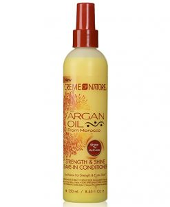 Argan Oil Leave-in Strength & Shine Conditionner