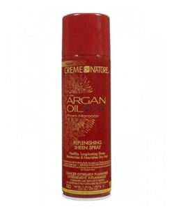 Creme of Nature Argan Oil Replenishing Sheen Spray