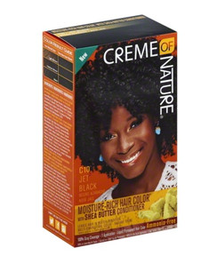 Creme of Nature Moisture Rich Hair Color - Jet Black