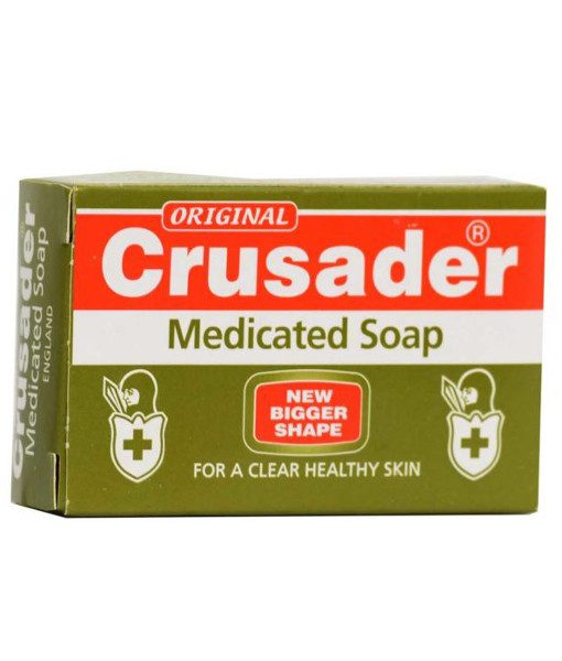 Crusader Medicated Soap