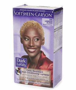 Dark & Lovely Fade Resistant Rich Conditioning Color - 396 - Luminous Blonde