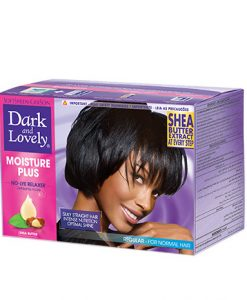 Dark & Lovely No-Lye Relaxer Kit - Regular