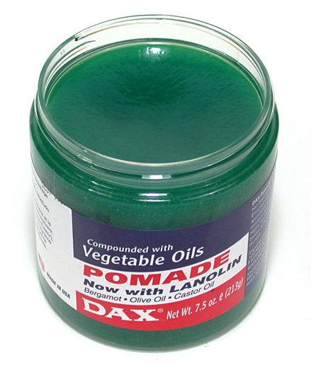 Dax Pomade Vegetable Oils - Lanolin