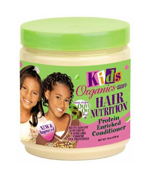 Kids' Organics Hair Nutrition