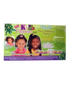 Kids' Organics Olive Oil Hair Softening Relaxer Kit
