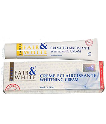 Fair & White Gel Creme Brightening Treatment
