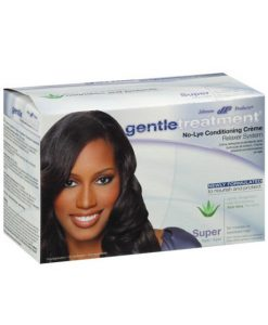 Gentle Treatment No-Lye Relaxer - Super