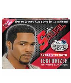 S Curl Comb-Thru Texturizer - Extra Strength