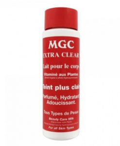 MGC Extra Clear Beauty Care Milk / Extra Clair Lait pour le corps