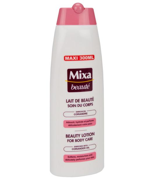 Mixa Beauty Lotion for Body Care - Coriander