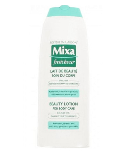 Mixa Beauty Lotion for Body Care - Fresh scent
