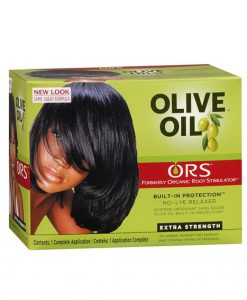 ORS Olive Oil No-Lye Hair Relaxer - Extra Strength