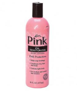 Pink Oil Moisturizer Hair Lotion