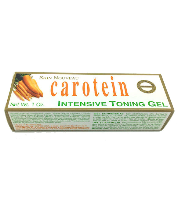 Skin Nouveau Carotein Intensive Toning Gel