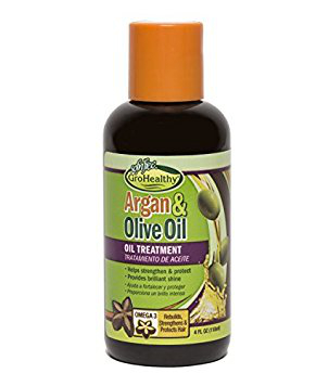 Sofn'Free GroHealthy Argan & Olive Oil