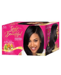 Soft & Beautiful No Lye Ultimate Conditioning Relaxer - Regular