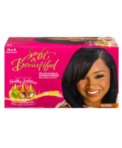 Soft & Beautiful No Lye Ultimate Conditioning Relaxer - Super