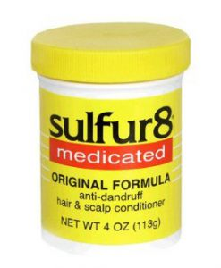 Sulfur 8 Anti-Dandruff Hair & Scalp Conditioner Hairdress