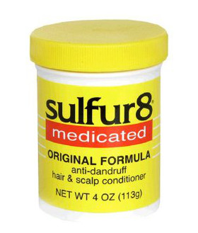 Sulfur 8 Anti-Dandruff Hair & Scalp Conditioner Hairdress