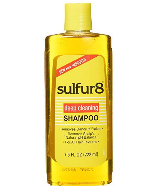 Sulfur 8 Deep Cleaning Shampoo