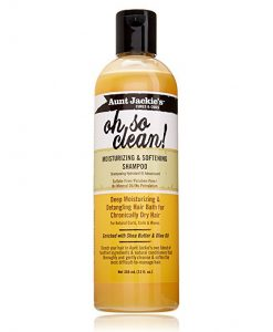 Aunt Jackie's Oh So Clean Moisturizing Shampoo