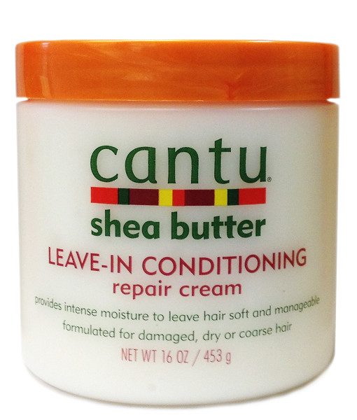 Cantu Shea Butter Oil Leave-in Conditioning