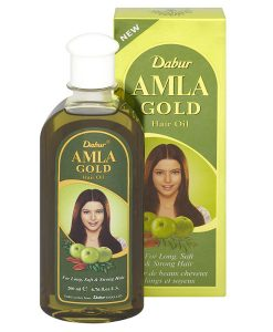 Dabur Amla Gold Jasmine Hair Oil