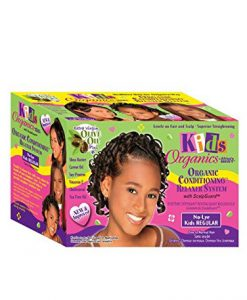 Kids' Organics Conditioning Relaxer - No-Lye Regular