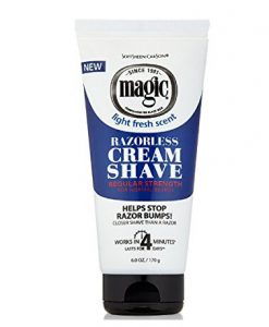 Magic Razorless Cream Shave - Regular