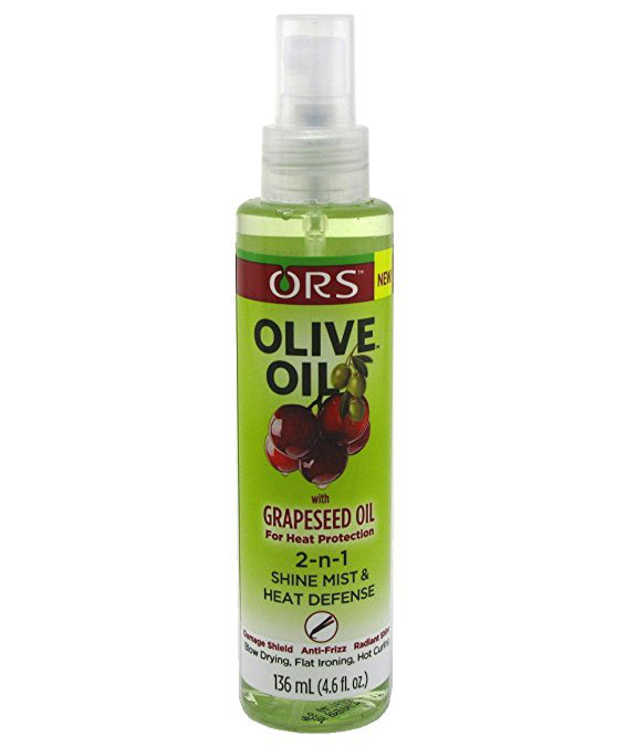 ORS Olive Oil with Grapeseed Oil