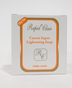 Rapid' Clair Carrot Super Lightening Soap