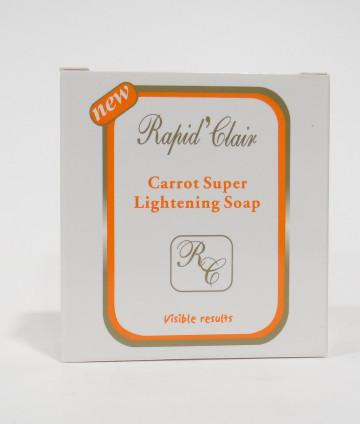 Rapid' Clair Carrot Super Lightening Soap