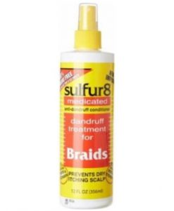 Sulfur 8 Anti-Dandruff Conditioner Spray