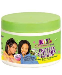Africa's Best Kids Organics Protein & Vitamin Healthy Hair & Scalp Body