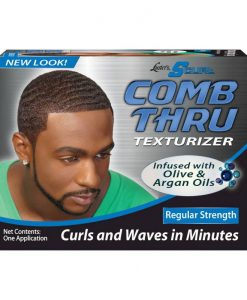 S Curl Comb-Thru Texturizer Kit - Regular Strength