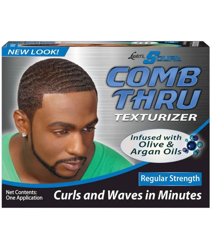 s curl comb thru texturizer instructions