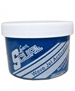 S Curl Curl & Wave Jel Activator