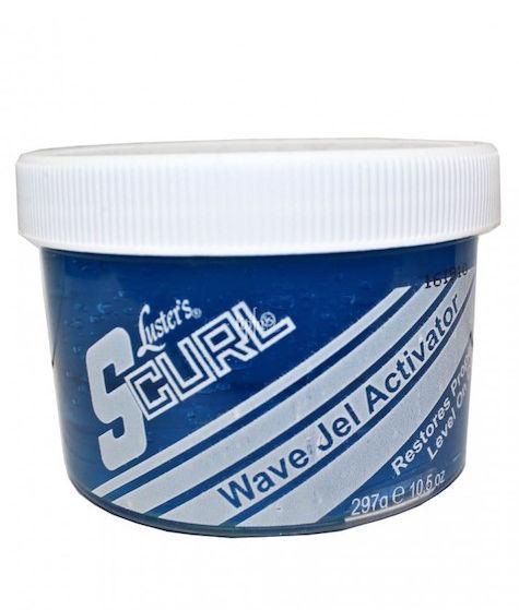 S Curl Curl & Wave Jel Activator