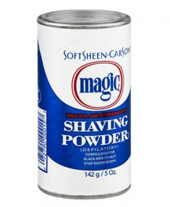 Magic Shaving Powder Regular Strength (Blue)