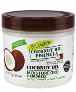 Palmers Coconut Oil Moisture Gro Hairdress