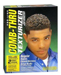 Pro Line Comb-Thru Texturizer Kit - Regular