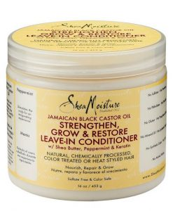 Shea Moisture Jamaican Black Castor Oil Leave-in Conditioner