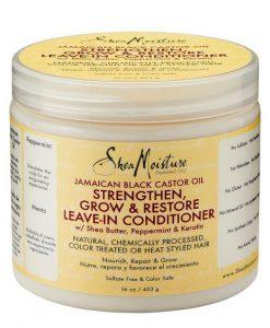Shea Moisture Jamaican Black Castor Oil Leave-in Conditioner